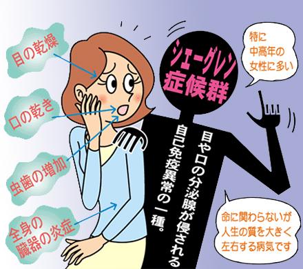 シェーグレン症候群|関西テレビ...